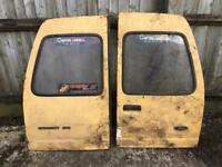 Ford Escort Van Rear Doors