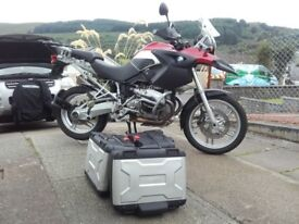 BMW R1200 GS ,2006 , great condition ,with quality extras, non-ABS model