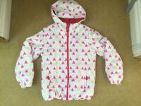 Child's (girl) winter coat - 4-5 years