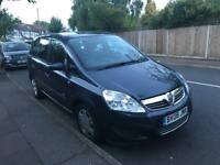 Vauxhall Zafira For Sale - LOW Mileage!!