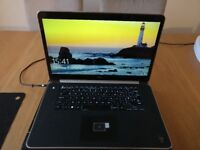 Dell XPS 15 4K Ultra HD screen with 512 GB solid state drive, Memory 16GB RAM, Intel Core i7-4712HQ