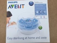 Steam Steriliser - Avent / Philips Microwave