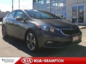 2014 Kia Forte EX LOW KM'S BACK UP CAMERA BLUETOOTH SWEET!!