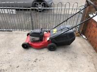 Self drive soverign lawnmower