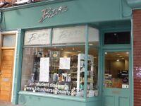 Senior Stylists/Colourists for Central London salon. Permanent, no Sundays or public holidays