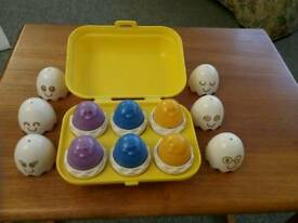 Tomy Egg Box Shape Sorter