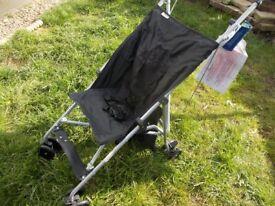 lightweight folding pushchair stroller BRAND NEW