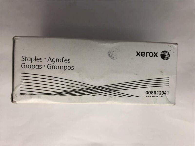 NEW Xerox 008R12941 3 Cartridges 15,000 Staples Total