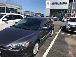 2011 Mitsubishi Lancer SE  Low Mileage, Manual Transmission!!!