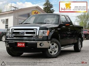 2014 Ford F-150 XLT 4X4,Low Km's,Nice Truck,C.Start