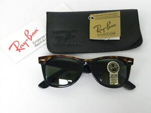 6ce037dc86 Vintage B l Ray Ban Wayfarer