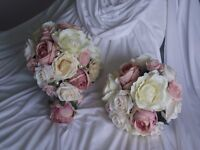 Brides Bouquet with Posy