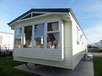 Pre Owned 2011 Willerby Beaumaris 3 Bedroom Static Caravan Sited at Sun Valley Caravan park