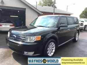 2009 Ford Flex SEL ***LEATHER & DVD * 7 PASSENGERS**