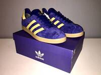 Adidas gazelle GTX milan trainer's size 9