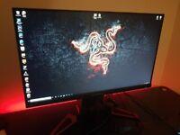 Acer Predator XB271HU 27 inch 2K 165Hz G-Sync IPS Monitor with Speakers