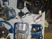 suzuki dt 50 hp parts