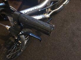 """Boys 16"""" ridgeback bike"""