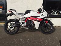 Hyosung GD250R 250cc Super Sport Motorcycle available on Flexible Payment Terms Nationwide Delivery