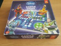 Disney Castle Chase Board Game
