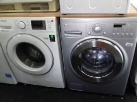 Washing machines for life - Samsung and LG