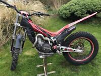 Beta trials bike 125