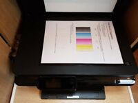 Printer HP Photosmart 5520/5524 e-All-in-One WiFi Photo Printer Touch e-Print