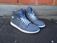 Nike Air Jordan 1 retro cool grey UK 10