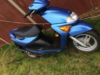 SYM Mask 50CC 2 Storke Moped