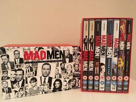 Mad Men Seasons 1-7