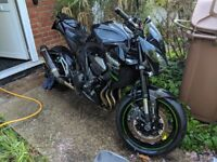 Kawasaki Z800 - Very Low Millage - 1 owner from new - Lots of upgrades.