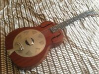 National Resophonic M14 resonator guitar