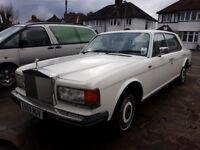 Rolls Royce Silver Spur Long wheel base