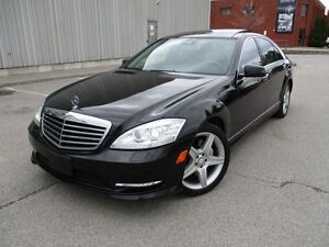 2011 Mercedes-Benz S-Class S550 4MATIC FULLY LOADED