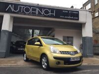 Nissan Note 1.4 16v SE 5dr Manual Low Mileage Drive Smooth