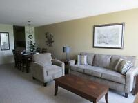 Furnished Apartments in Kitchener - 1-3 Bedrooms Available Now
