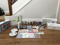 Nintendo Wii Large bundle
