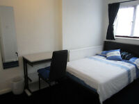 Nice double room in clean tidy house for non smoking Professional