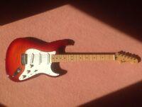 ***Fender Stratocaster Plus Top Electric Guitar MINT***