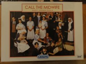 Gibson's 500 piece jigsaw - Call The Midwife