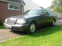 "Mercedes S 280 1994 ""Good Investment"""