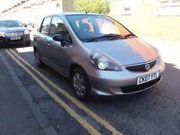 Honda jazz(2007)reg'5dr'long MOT'ideal 1st car.low tax & insurance