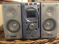 Hitachi Mini Music System - used