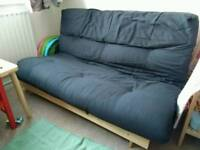 Double Futon Sofa Bed from Argos (SOLD)