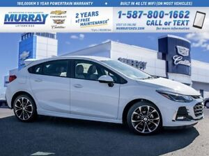 2019 Chevrolet Cruze **Heated Front Seats!  Bluetooth!**