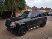 Range Rover Vogue 2013 Shape 4.4 petrol lpg