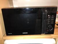 Samsung microwave smart oven and grill
