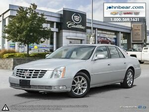2010 Cadillac DTS ONLY 63000 KMS