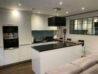 Beautiful modern two bed council flat with patio swap for a three bed withgarden
