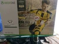 New Xbox one s fifa17 14 days of free xbox live gold and one month subscription of ea access